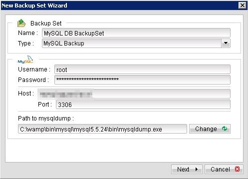 Sao lưu và phục hồi database MySQL