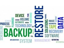 Backup Recovery tag